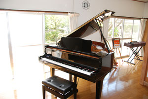 東広島のピアノ教室・クラングファルベ音楽教室