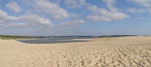 Strand Lagoa de Sto André, Alentejo