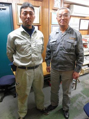 3代目と鈴木社長