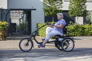 Van Raam Easy Rider 2 Dreirad für Erwachsene und Senioren