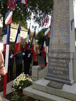 les noms qui sont gravés sur nos monuments aux morts ont désormais le visage des Français d'aujourd'hui