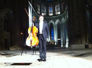 Le violoncelliste Jean-Guihen Queyras