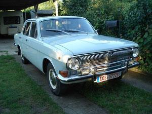 GAZ Wolga M-24 EZ 01.07.1978