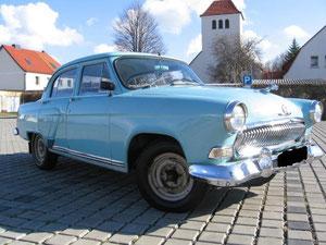 GAZ - M21 (Wolga) Bj: 1961