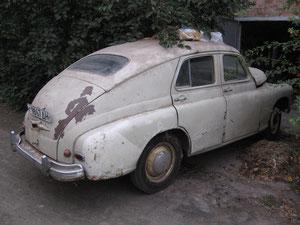 GAZ - M20 (Pobeda) 1952