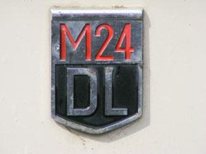 GAZ 24-77  bzw. Scaladia GAZ Wolga M24-02