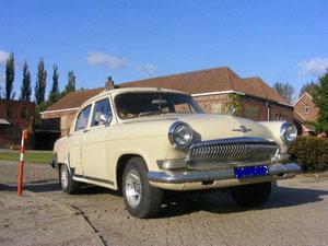 GAZ Wolga M-21 von 1965