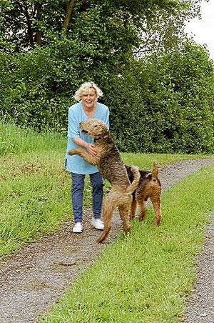 1997 nach der Hundeschule