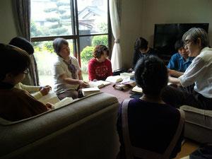 国分寺台集会