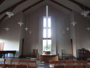 千歳栄光教会堂