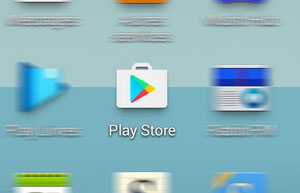 Icone Playstore smartphone