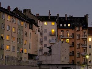 Wohnhaus Mainz, Observation Kurtz Detektei Essen, Copyright Alexander Schöppert