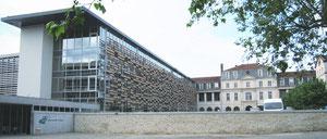 Le Centre Hospitalier de Cahors, côté hideux