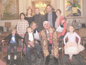 Ben XVI op Mas den Founs