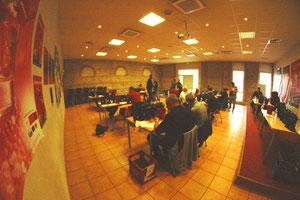 Maison des Vignerons, salle de réunion