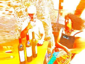 Cuvée Majou: een regenboogachtige wijn !