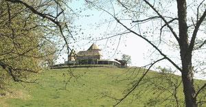 Le Château de Couffour et son restaurant
