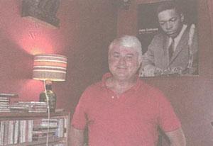 John Coltrane and I