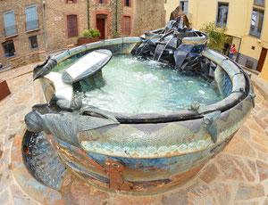 Fontaine de la Sardane