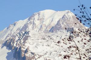 Le Mont Blanc (4.810 m)