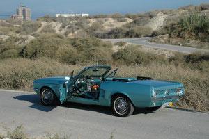 67er Mustang conv.