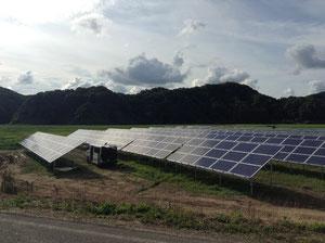 大沢大規模太陽光発電所