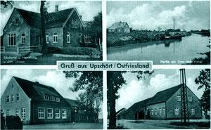 Postkarte aus Upschört