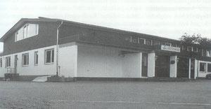 Die heutige Halle