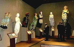 フィギャーヘッド展示館(Figureheads)