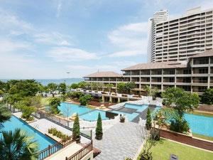 ザ ヘリテッジ パタヤ ビーチ リゾートThe Heritage Pattaya Beach Resort