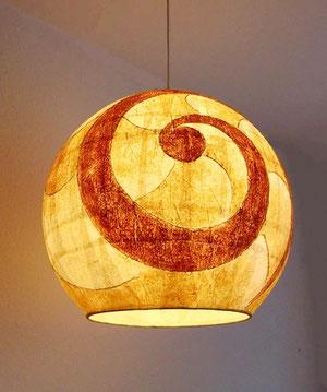 Lampenunikat  von Anke Teichert, Freiamt