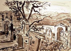Friedhof am Lago Maggiore