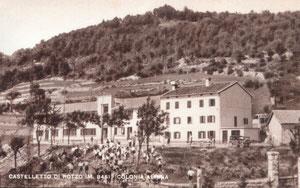 Rotzo: Cartolina postale anno 1946