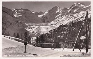 Verlag unbekannt. Fotografie B. Schocher, Pontresina. Karte ungelaufen