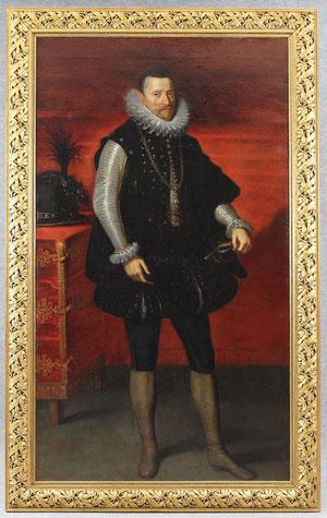 Rubens-Umkreis, Altmeistergemälde 'Erzherzog Albert VII.'