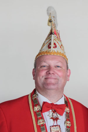 Sitzungspräsident Michael Specht