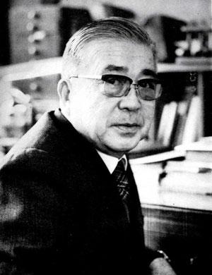 渡辺千尚博士(画像提供:北海道大学総合博物館)
