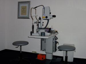 Laser- Behandlung