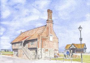 Aldeburgh - Moot Hall
