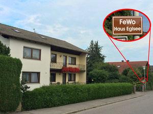 Ferienwohnung Haus Eglsee