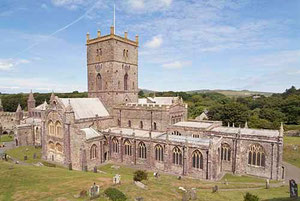 St David's Cathedral / courtesy of Photolibrary Wales