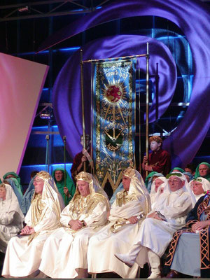 Gorsedd of Bards at National Eisteddfod