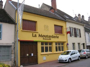 Moutarderie Fallot - Senf aus Dijon