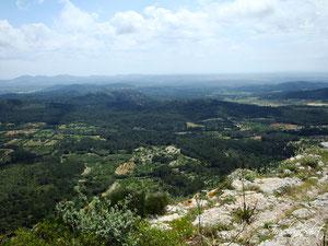 Blick vom Puig de Randa