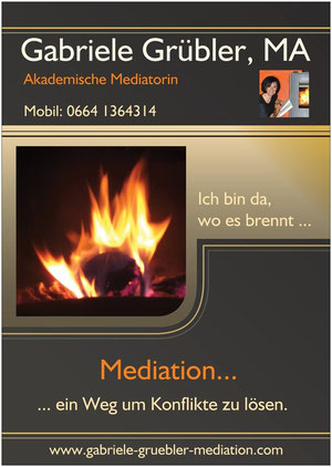 für die Mediation bitte oben klicken