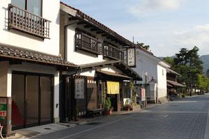 歴史のある津和野の宿「よしのや」