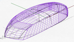 図3)CADモデリング