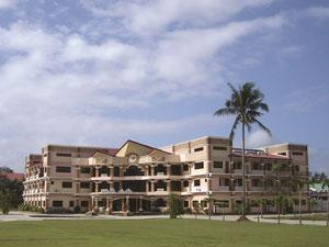 SDA研修院本館 この他に2号館、3号館あり