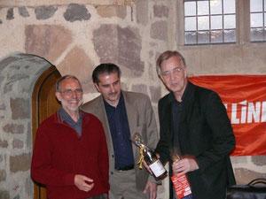 Jochen Böhme-Gingold, Milorad Gligoric, Dietmar Bartsch