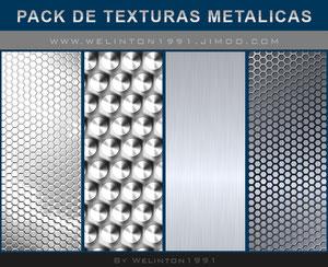 Pack De Texturas Metalicas